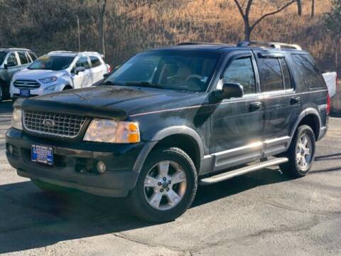 2003 Ford Explorer for sale at Lakeside Auto Brokers in Colorado Springs CO