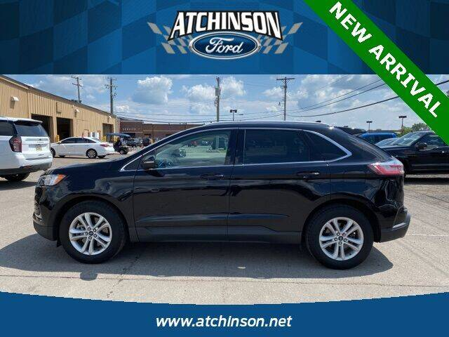 2019 Ford Edge for sale at Atchinson Ford Sales Inc in Belleville MI