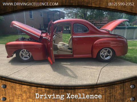 1946 Ford Coupe for sale at Driving Xcellence in Jeffersonville IN