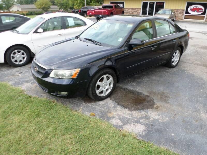 2006 Hyundai Sonata for sale at Credit Cars of NWA in Bentonville AR