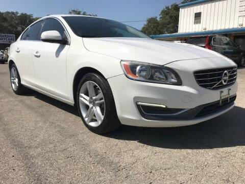 2014 Volvo S60 for sale at Hi-Tech Automotive - Oak Hill in Austin TX