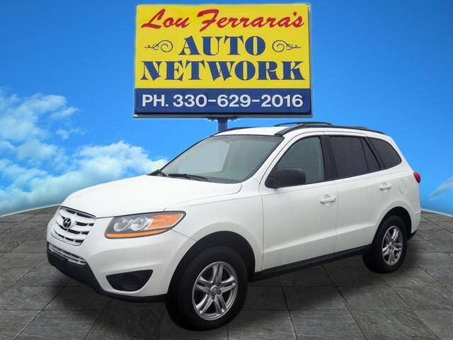 2010 Hyundai Santa Fe for sale at Lou Ferraras Auto Network in Youngstown OH