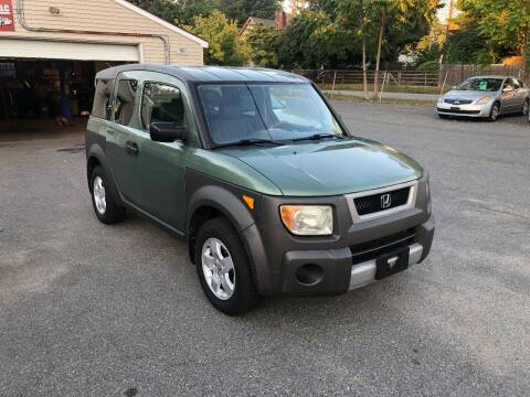 2003 Honda Element for sale at HZ Motors LLC in Saugus MA