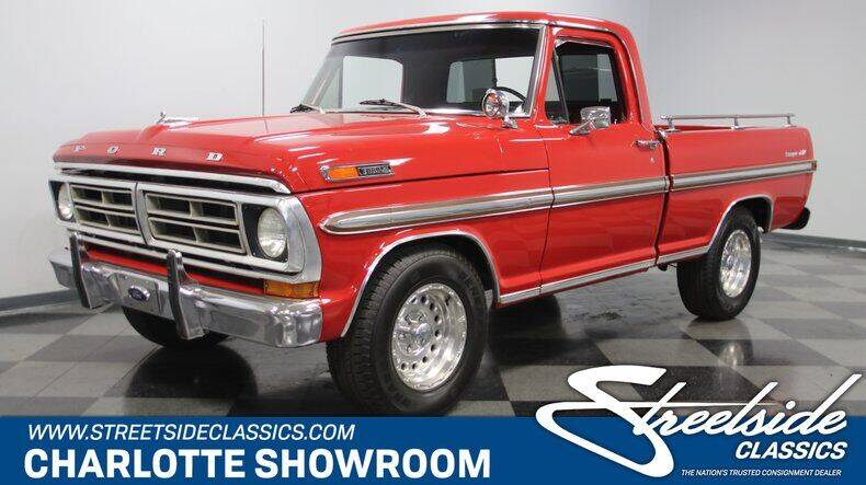 1972 Ford F-100 for sale in Concord, NC