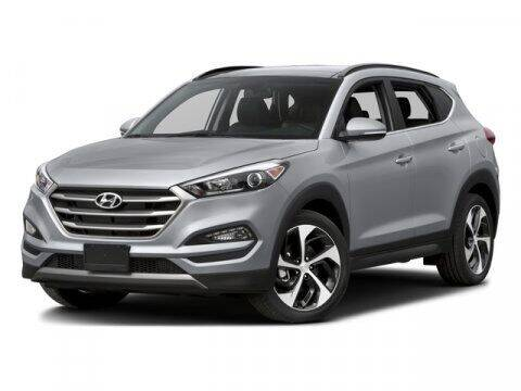 2016 Hyundai Tucson for sale at J T Auto Group in Sanford NC