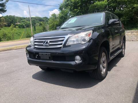 2010 Lexus GX 460 for sale at Morristown Auto Sales in Morristown TN