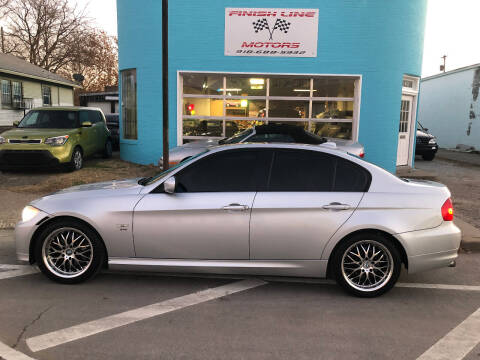 2009 BMW 3 Series for sale at Finish Line Motors in Tulsa OK