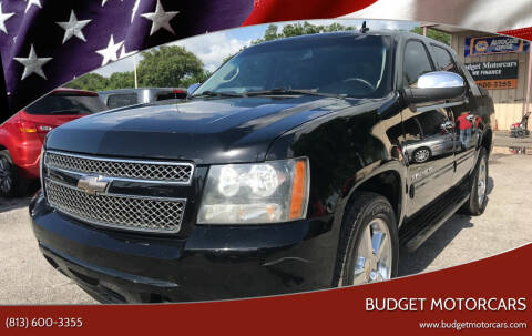 2010 Chevrolet Avalanche for sale at Budget Motorcars in Tampa FL