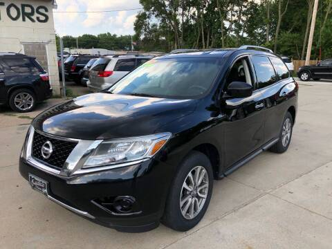 2014 Nissan Pathfinder for sale at Zacatecas Motors Corp in Des Moines IA