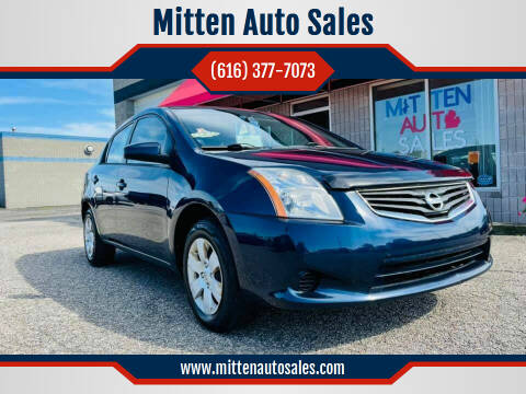 2011 Nissan Sentra for sale at Mitten Auto Sales in Holland MI