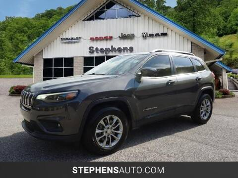 2019 Jeep Cherokee for sale at Stephens Auto Center of Beckley in Beckley WV