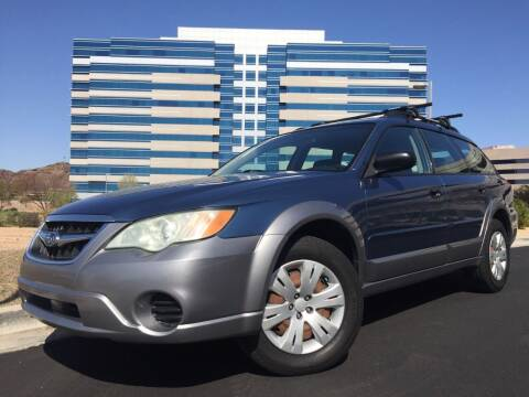 2008 Subaru Outback for sale at Day & Night Truck Sales in Tempe AZ