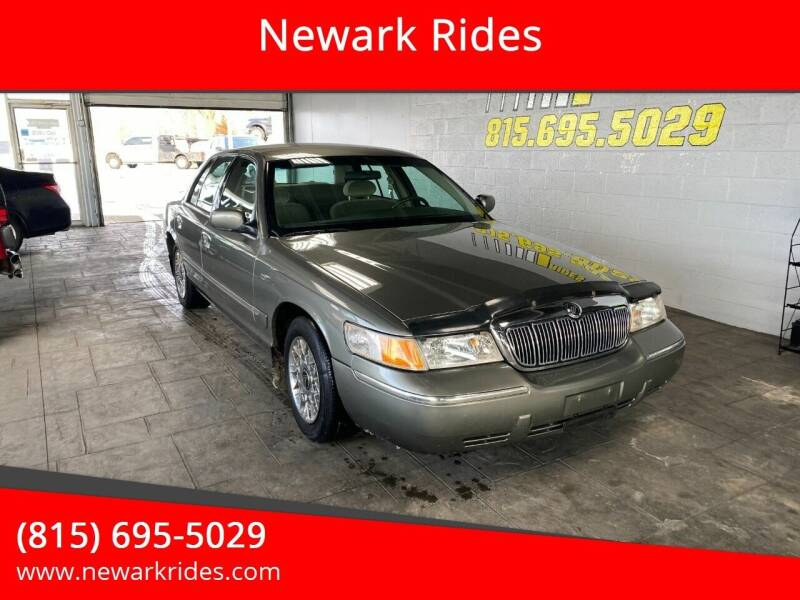 2002 Mercury Grand Marquis for sale at Newark Rides in Newark IL