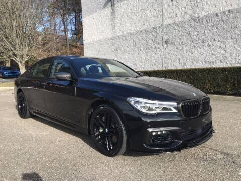 2016 BMW 7 Series for sale at Select Auto in Smithtown NY