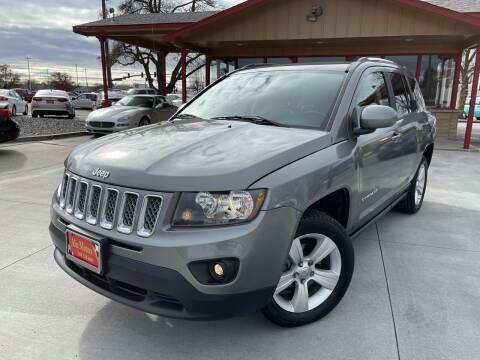 2014 Jeep Compass for sale at ALIC MOTORS in Boise ID