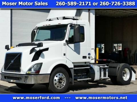 2014 Volvo VNL for sale at Moser Motors Of Portland in Portland IN