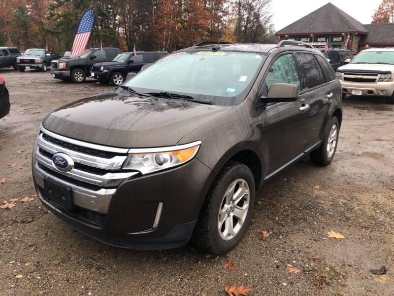 2011 Ford Edge for sale at Winner's Circle Auto Sales in Tilton NH