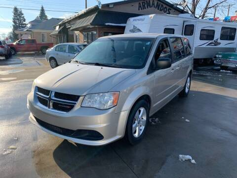 2013 Dodge Grand Caravan for sale at Armando's Auto in Fort Lupton CO