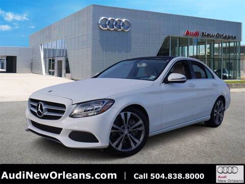 2016 Mercedes-Benz C-Class for sale at Metairie Preowned Superstore in Metairie LA