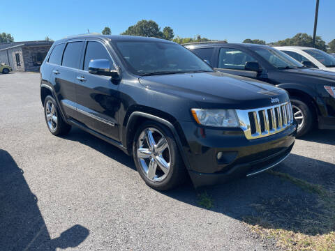 2011 Jeep Grand Cherokee for sale at Auto Credit Xpress in North Little Rock AR