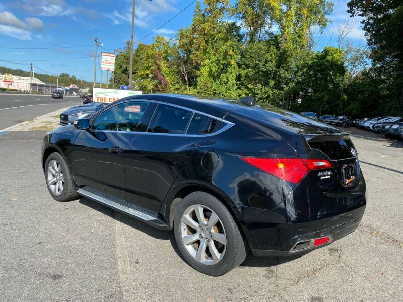 2010 Acura ZDX for sale at The Car House in Butler NJ