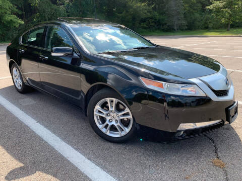 2010 Acura TL for sale at Lifetime Automotive LLC in Middletown OH