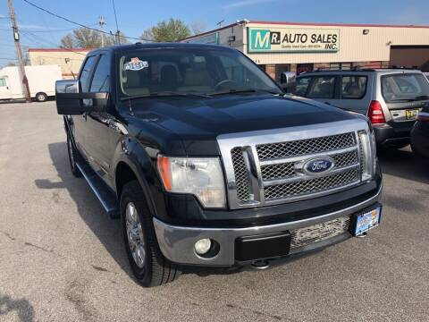 2011 Ford F-150 for sale at MR Auto Sales Inc. in Eastlake OH