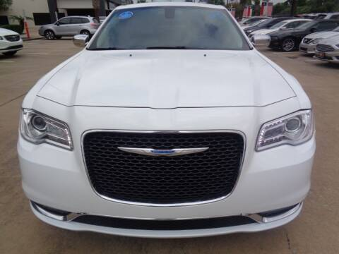 2018 Chrysler 300 for sale at Car Ex Auto Sales in Houston TX