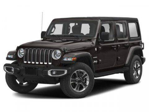 2021 Jeep Wrangler Unlimited for sale at City Auto Park in Burlington NJ