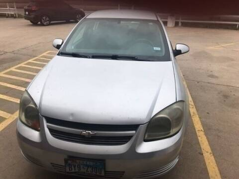2010 Chevrolet Cobalt for sale at FREDY KIA USED CARS in Houston TX