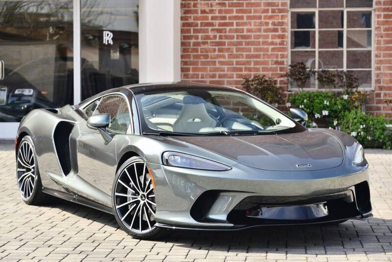 2020 McLaren GT for sale at O'Gara Coach McLaren Beverly Hills in Beverly Hills CA