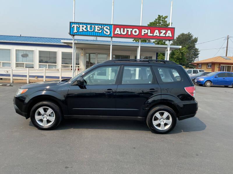 2011 Subaru Forester for sale at True's Auto Plaza in Union Gap WA