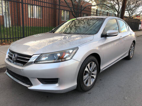 2013 Honda Accord for sale at Commercial Street Auto Sales in Lynn MA