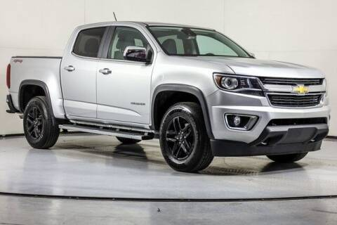 2016 Chevrolet Colorado for sale at Truck Ranch in Twin Falls ID
