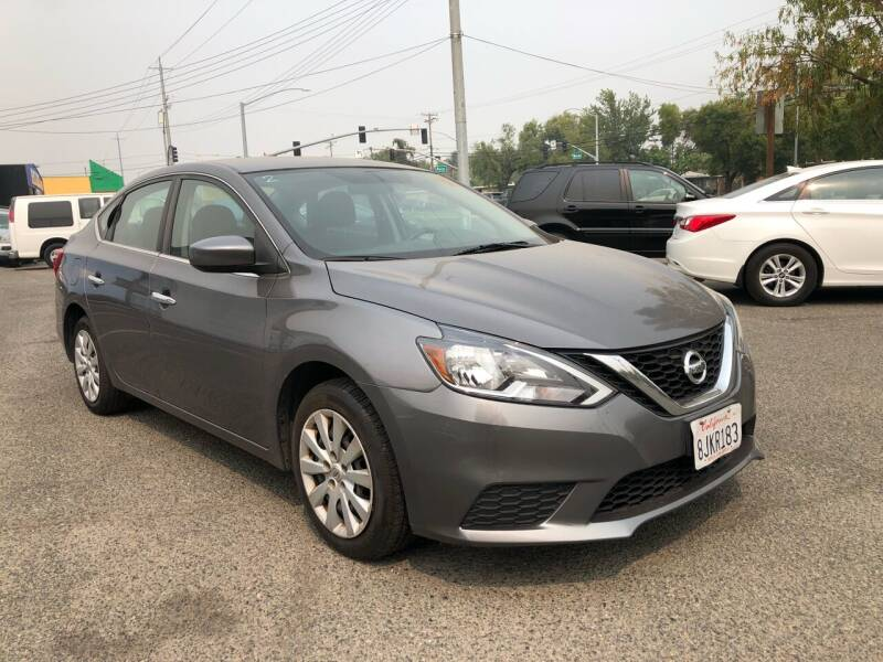 2016 Nissan Sentra for sale at All Cars & Trucks in North Highlands CA