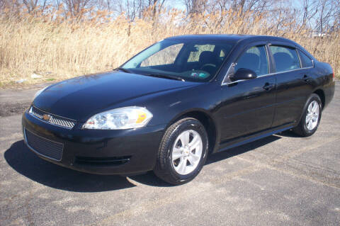 2012 Chevrolet Impala for sale at Action Auto Wholesale - 30521 Euclid Ave. in Willowick OH