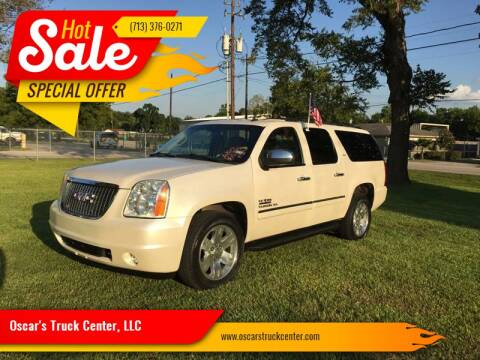 2012 GMC Yukon XL for sale at Oscar's Truck Center, LLC in Houston TX