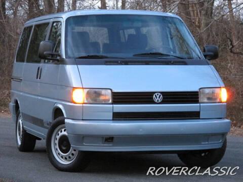 1993 Volkswagen EuroVan for sale at Isuzu Classic in Cream Ridge NJ