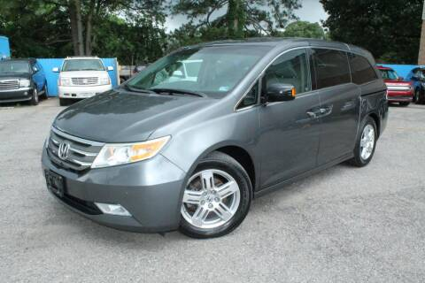 2011 Honda Odyssey for sale at Drive Now Auto Sales in Norfolk VA