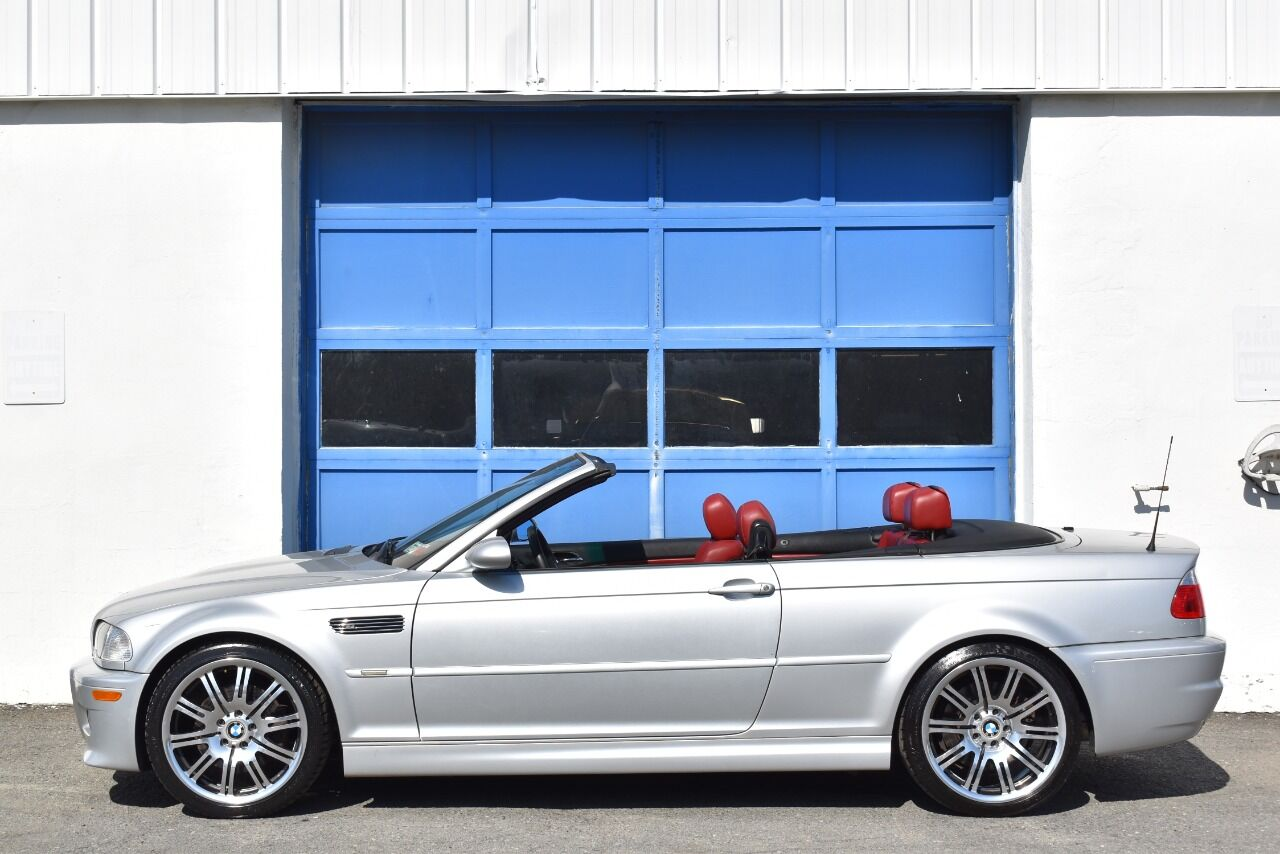 2005 BMW M3 Base 2dr Convertible full