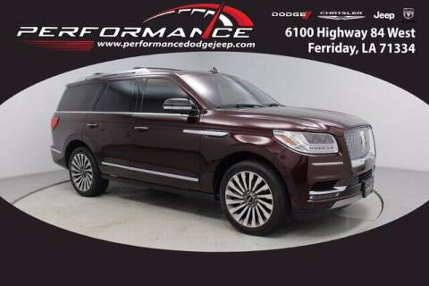 2020 Lincoln Navigator for sale at Auto Group South - Performance Dodge Chrysler Jeep in Ferriday LA