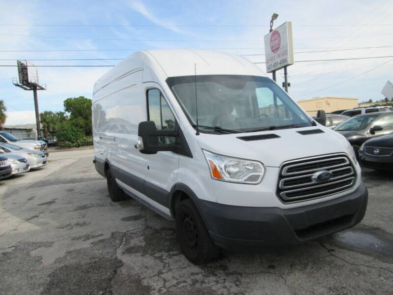 2015 Ford Transit Cargo for sale at Motor Point Auto Sales in Orlando FL