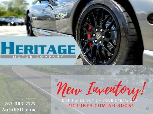 2008 Honda Odyssey for sale at Heritage Motor Company in Virginia Beach VA