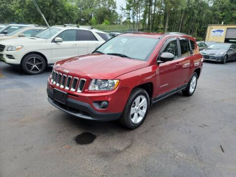 2011 Jeep Compass for sale at GEORGIA AUTO DEALER, LLC in Buford GA