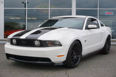 2010 Ford Mustang for sale at West Coast Auto Works in Edmonds WA