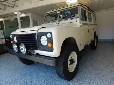 1964 Land Rover Defender for sale at Milpas Motors in Santa Barbara CA