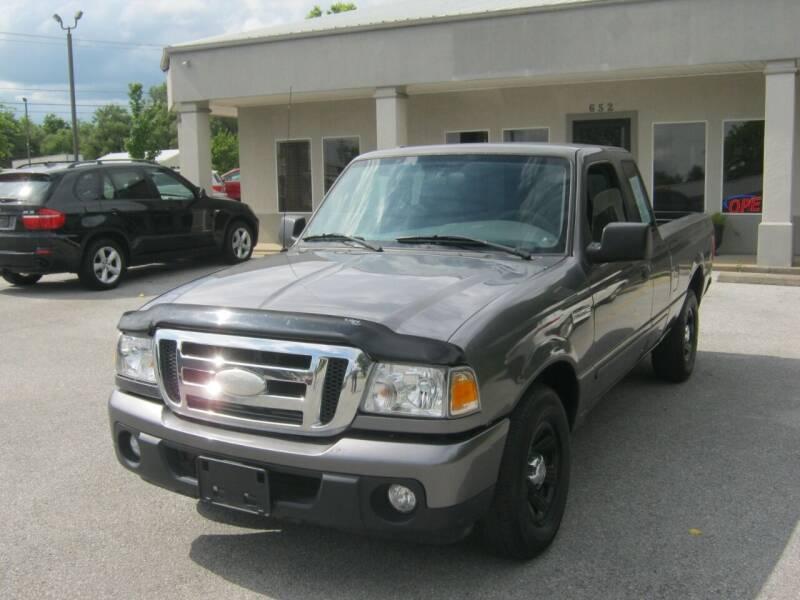 2009 Ford Ranger for sale at Premier Motor Co in Springdale AR