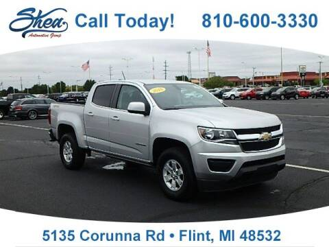2018 Chevrolet Colorado for sale at Jamie Sells Cars 810 in Flint MI