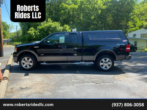 2008 Ford F-150 for sale at Roberts Rides LLC in Franklin OH