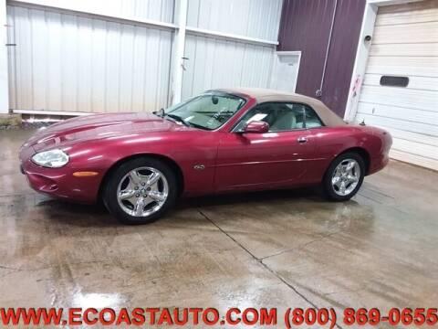 1998 Jaguar XK-Series for sale at East Coast Auto Source Inc. in Bedford VA
